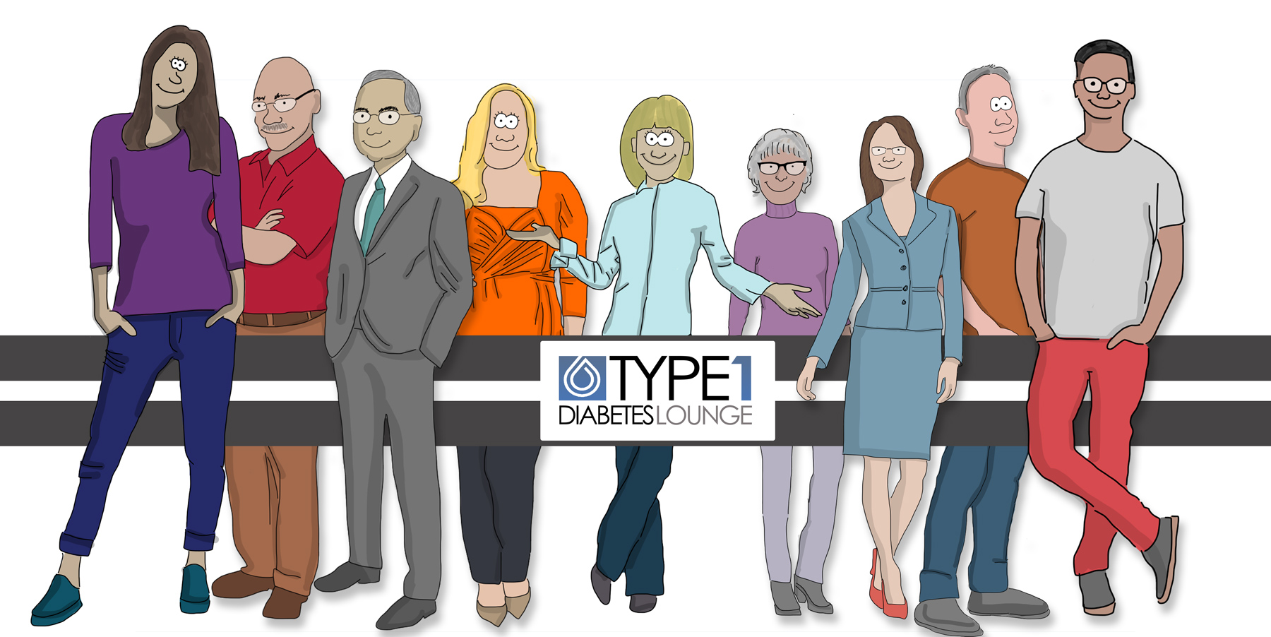 Welcome to Type 1 Diabetes Lounge - Image